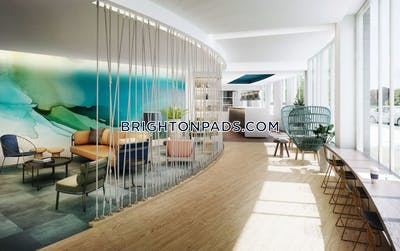 Brighton 1 Bed 1 Bath BOSTON Boston - $2,531 No Fee