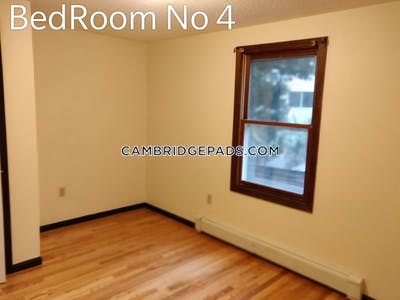 Cambridge Apartment for rent 4 Bedrooms 2 Baths  Harvard Square - $4,895
