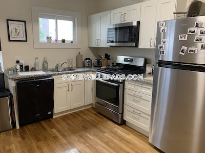 Somerville Apartment for rent 2 Bedrooms 1 Bath  Union Square - $3,400
